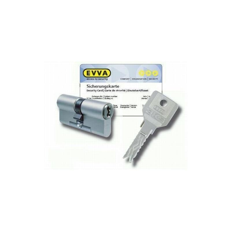 Profilzylinder EVVA 3KS plus Schließzylinder Sicherheitszylinder 3 Schlüssel  | Good Design  | Neue Sorten werden eingeführt  | Schön geformt  | Genial