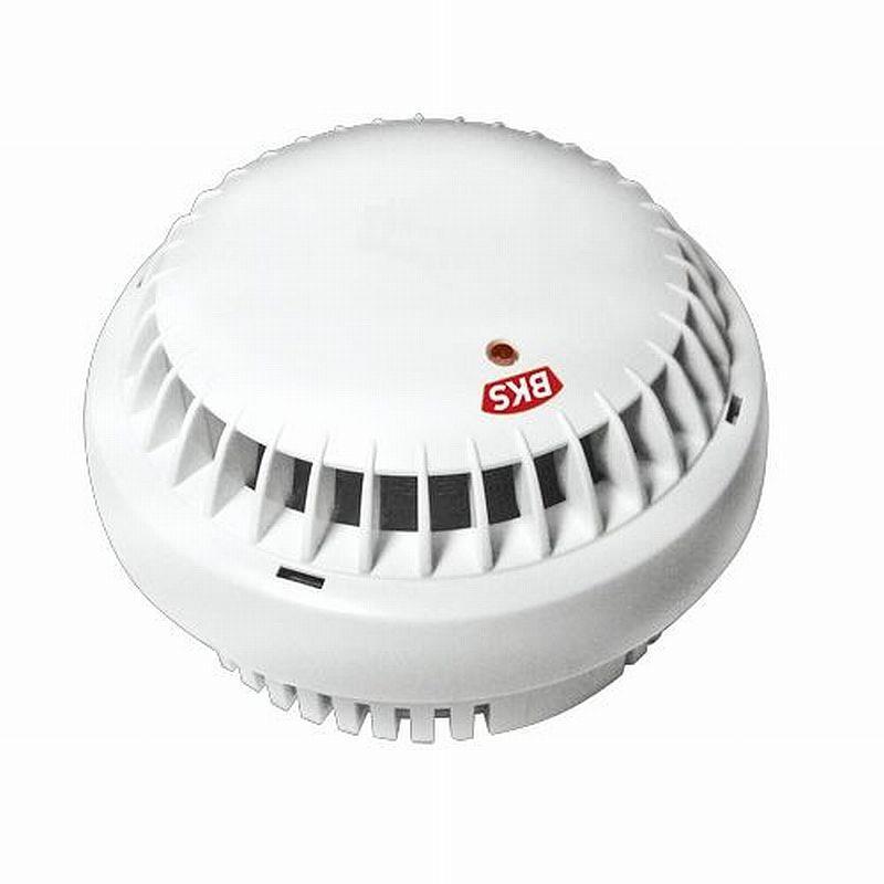 BKS Rauchwarnmelder Rauchmelder RWM 3 VdS inkl. 10-Jahres Batterie ...