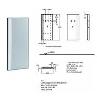 Keramag Silk Lichtspiegelelement Lichtspiegel Spiegel 400x900mm 816540000