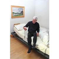 GAH Alberts Bett-Aufstehhilfe weiß Nr. 140496