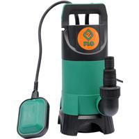 Tauchmotorpumpe Schmutzwasserpumpe Tauchpumpe Schmutzwasser 1100Watt