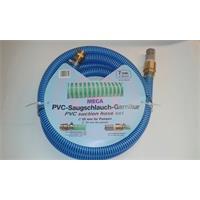 Ebara Hauswasserwerk Gartenpumpe Kreiselpumpe Set mit Saugschlauch TÜV geprüft