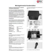 Atec Kondensatbox inkl. Füllung Nr. 601129
