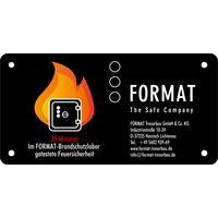 Format Feuerschutztresor Fire Safe Light