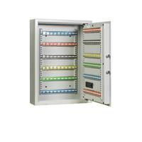 Schlüsselschrank Format SLE 120 mit elektronischem Zahlenschloss 120 Haken