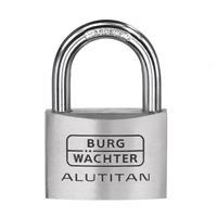 Burg-Wächter Vorhangschloß Alutitan 770 60