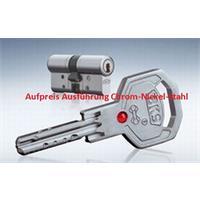 Aufpreis Janus Ausführung: Chrom-Nickel-Stahl je Zylinder