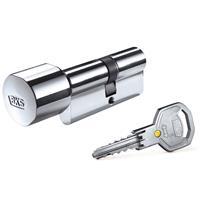 BKS Knaufzylinder 4206 Helius, je 3 Schlüssel - gleichschließend