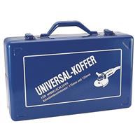 Universal Werkzeugkoffer Koffer für Winkelschleifer 115 mm bis 125 mm Scheibendurchmesser