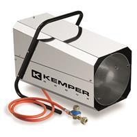 Kemper Gasheizgebläse QT102R INOX 21-42 kW