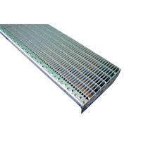 engmaschige Einpress Treppenstufen 1000 x 240 mm