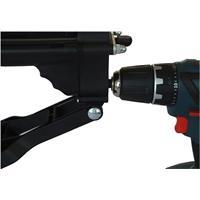 Akkuschrauber Adapter für Silikon-, Acryl-, Verbundmörtel-  Dichtstoff Kartuschen