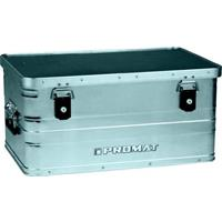 Promat Aluminiumbox 47 l mit Klappverschlüssen