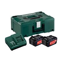 Metabo PICK+MIX Basic-Set 18 V