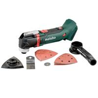 Metabo Akku-Multitool MT 18 LTX PICK+MIX SOLO+MetaLoc