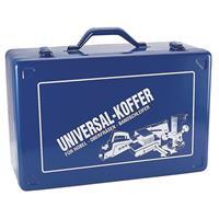 Universalkoffer für Elektrohobel, Oberfräsen und Bandschleifer Stahlblech