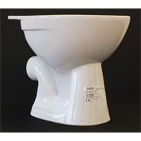 Keramag Allia Paris Standtiefspül-WC mit Spülkasten + Sitz