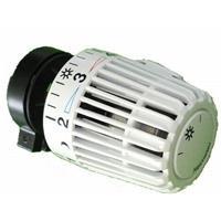 2St. Heimeier Thermostatkopf K Nr. 9800-24.500 weiß