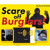 Alarm Fenstersicherungen Einbruchsicherung Kindersicherung braun