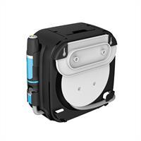 Cellfast Schlauchbox ERGO XS 3/8 Zoll 10 + 2 Meter inkl. Verbinder + Spritze