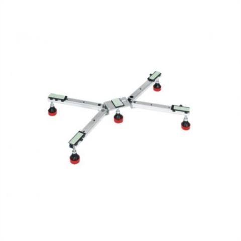 Mepa Duschwannenfuß für Stahl- und Acrylduschwannen BW 5 ADS-SF für niedrige Bauhöhen Nr. 150140