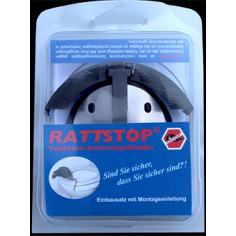 Rattstop Toiletten-Sicherungsklappe Nr. RA001