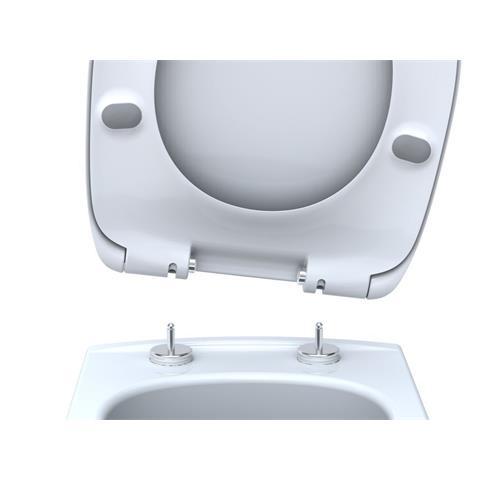 Pagette WC-Sitz mit Deckel softclosing weiß Nr. 7.9498