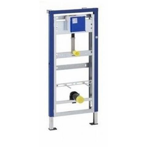 Geberit Duofix Basic Urinal-Montageelement mit Bausatz Nr. 458.603.00.5