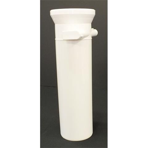 Viega WC-Stutzen mit Rückstauklappe 400mm Nr. 134969