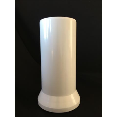 Viega WC-Anschlußstutzen 250mm weiß Nr. 101312