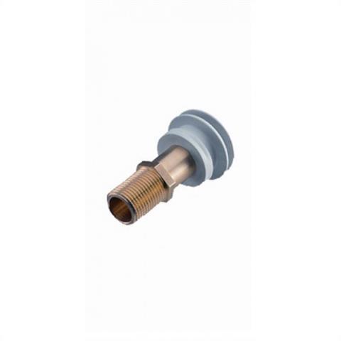 "Haas Urinal-Einlaufgarnitur 1/2"" komplett Nr. 6030"