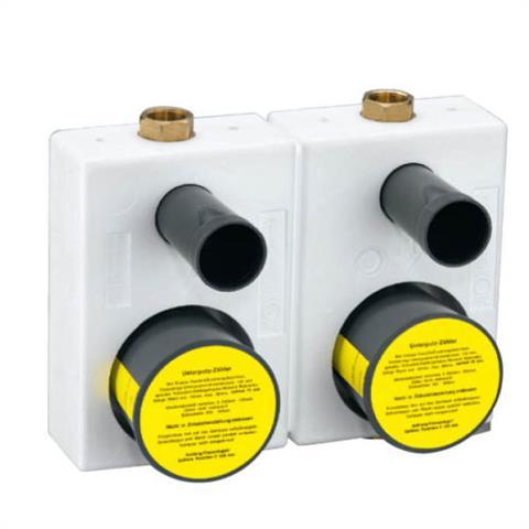 Spaichingen Wasserzähler Montageblock WG-TEC 3000 Nr. 33712
