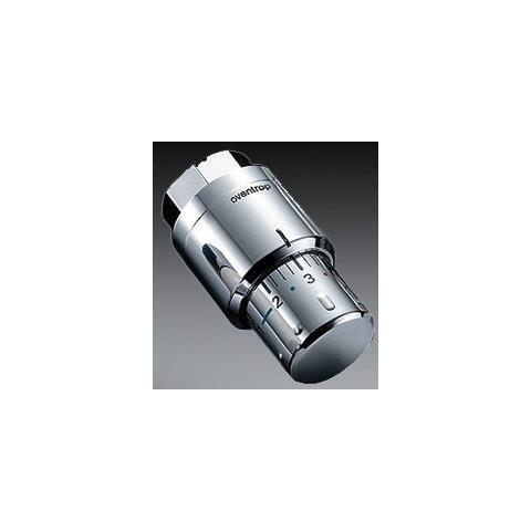 Oventrop Thermostatkopf Uni SH chrom Nr. 1012069