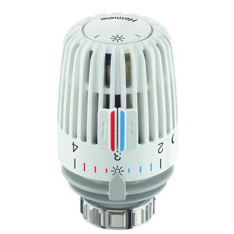 Heimeier Thermostatkopf Typ K weiß Nr. 6000-09.500