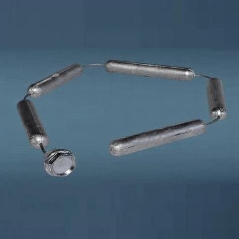 """Magnesium-Kettenschutzanode 3/4"""" x 850 mm"""