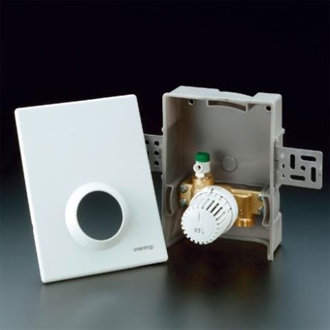 Oventrop UP-Unibox RTL mit Thermostat Nr. 1022635