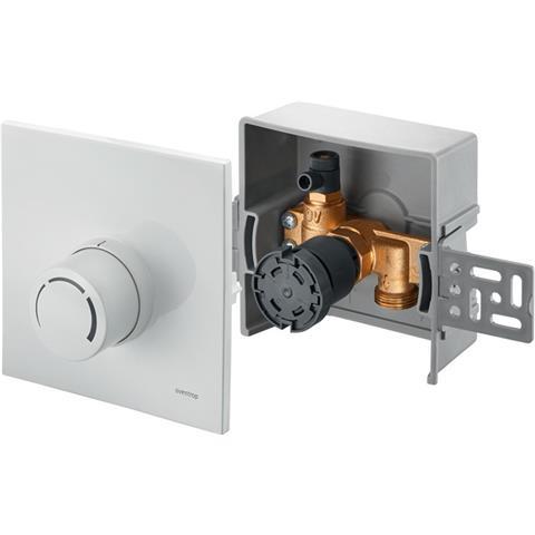 Oventrop UP-Unibox RTL mit Thermostat Raumregelung