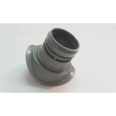Haas Abwasser Schraubabzweig Oha Easy-Fix 110/50 grau Nr. 5002