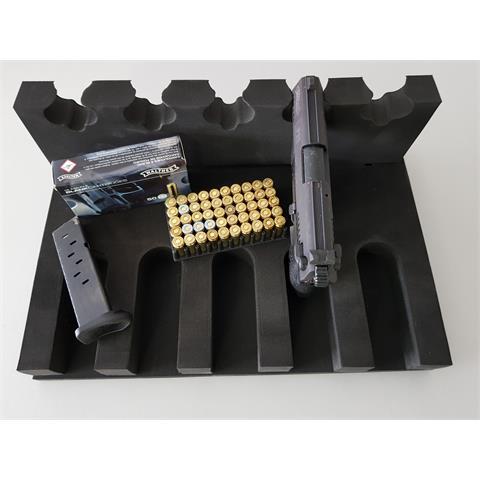 Burg Wächter Kurzwaffenschrank Karat MT 24 N E  Stufe N / 0 inkl. Kurzwaffenhalter