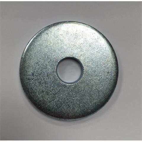 Unterlegscheibe, DIN 1052, 80x23x8 mm, verzinkt, 1 St.