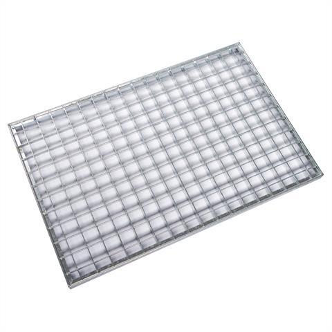 Einpress Gitterrost, 1200 x 600 mm
