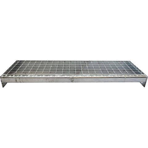 Schweißpress Treppenstufe, 600 x 240 mm