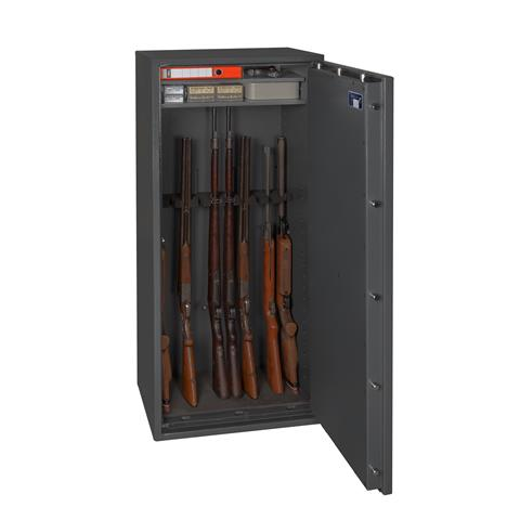 waffenschrank gun safe 1 1 10 mit doppelbart oder elektr zahlenschloss. Black Bedroom Furniture Sets. Home Design Ideas