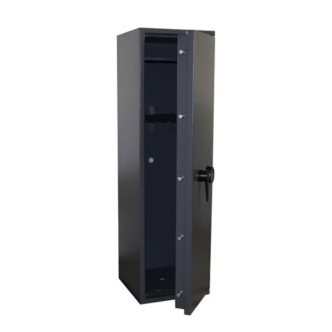 waffenschrank stufe 0 nach en 1143 1 gun safe n 1 5 mit db schloss oder elektronik grad 0. Black Bedroom Furniture Sets. Home Design Ideas
