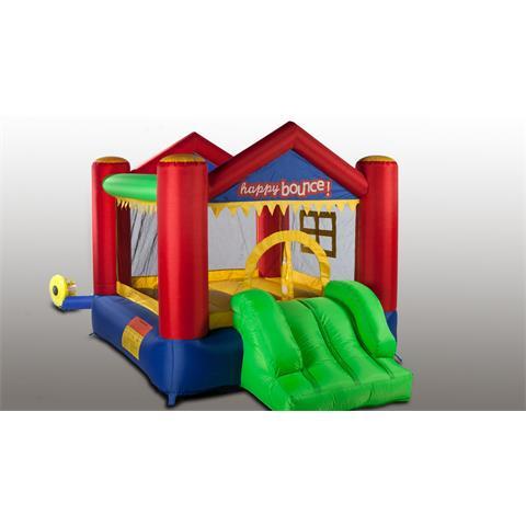 Avyna Hüpfburg Happy Bouncer Party House Fun 3-1