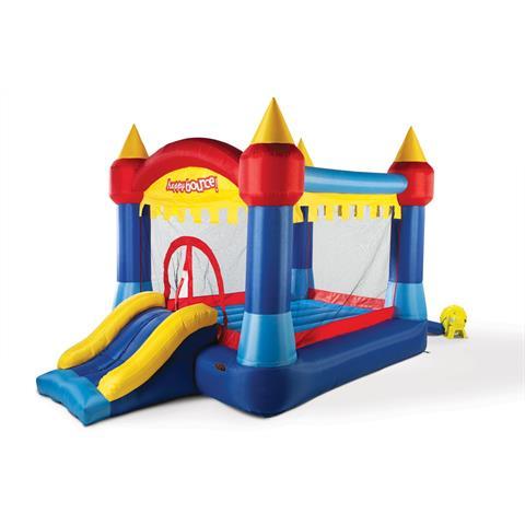 Avyna Hüpfburg Happy Bouncer Castle Adventure 2-1