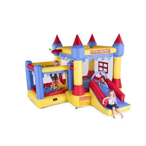 Avyna Hüpfburg Happy Bouncer New Castle 5-1