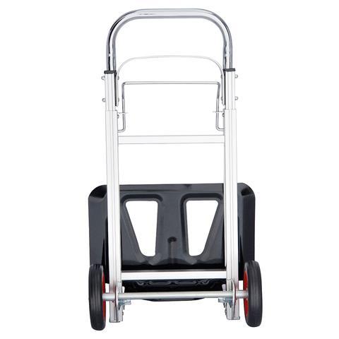 Alu Sackkarre klappbar Transportkarre Stapelkarre Handkarre 90 kg mit Tüv