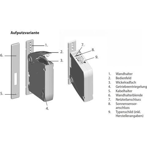 Rademacher Superrollo GW60
