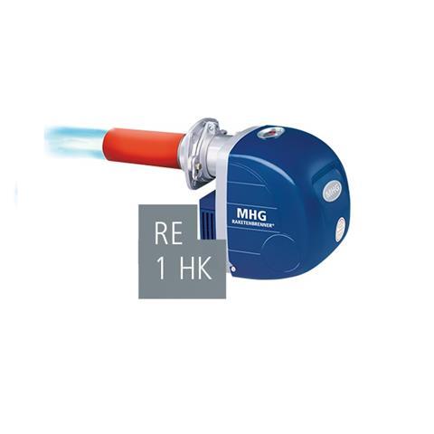 MHG Raketenbrenner Ölbrenner Ölgebläsebrenner RE1 HK Blaubrenner 19,22,26,32kW